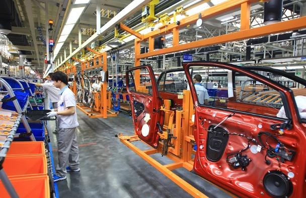 中國1月財新製造業PMI降至51.5|即時新聞|產經|on.cc東網