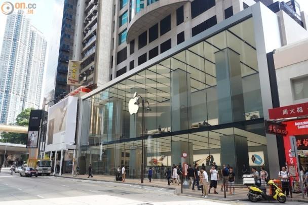 廣東道Apple Store預覽 亞洲首設Beats專區|即時新聞|生活|on.cc東網