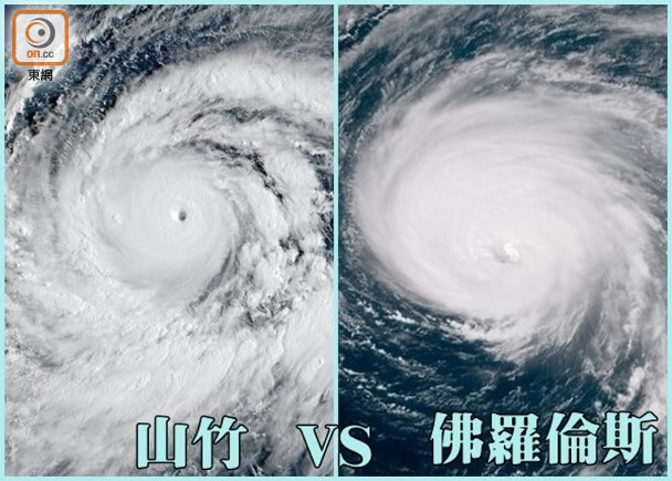 一次過認識颱風和颶風 - 香港 TIMES