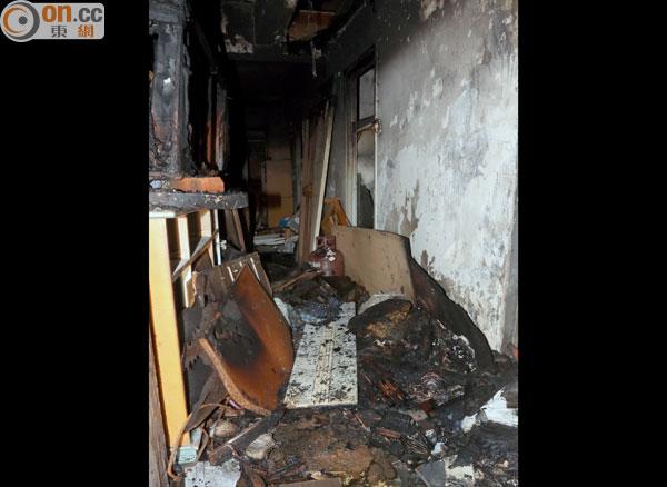 海興大樓碎屍案同層 8小時2宗離奇火 - 即時新聞
