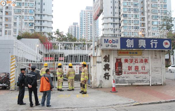 虛報爆炸多人受傷 警員消防白走一趟 即時新聞 港澳 on.cc東網