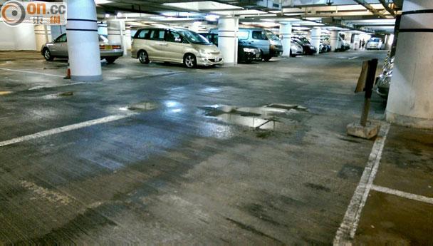 獨家消息:領匯天耀邨停車場保養差租照加 - 東網即時