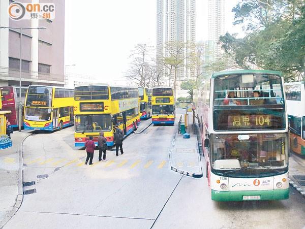 城巴5X恢復服務 改道行駛|即時新聞|港澳|on.cc東網