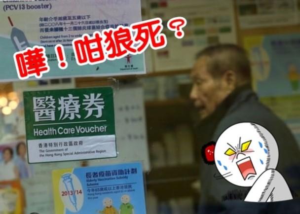 網民熱話:長者咳嗽 診所狼死收$860醫療券 即時新聞 港澳 on.cc東網