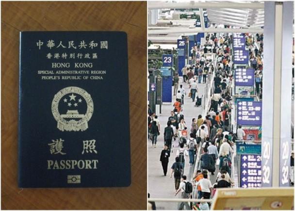全球護照認受性德國居榜首 港排20下跌4位|即時新聞|港澳|on.cc東網
