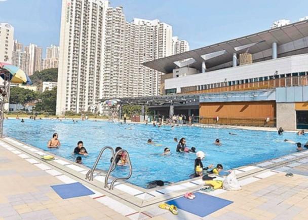 各區公眾泳池周五起陸續開放|即時新聞|港澳|on.cc東網