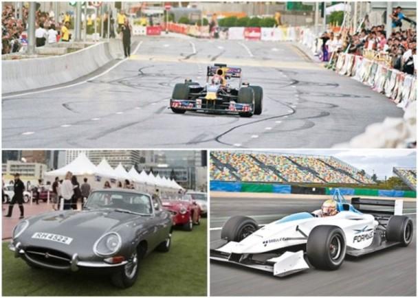 Formula E十月中環飄移 主看臺門票今開售 即時新聞 港澳 on.cc東網