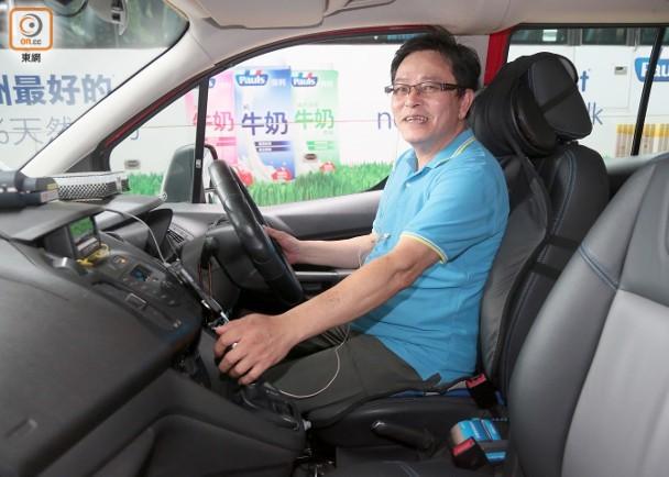 司機自僱30年 睇好優質的士入行月賺3萬 即時新聞 港澳 on.cc東網