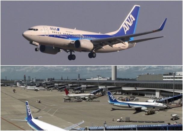 飛香港途中傳怪風聲 全日空客機折返日本 即時新聞 港澳 on.cc東網