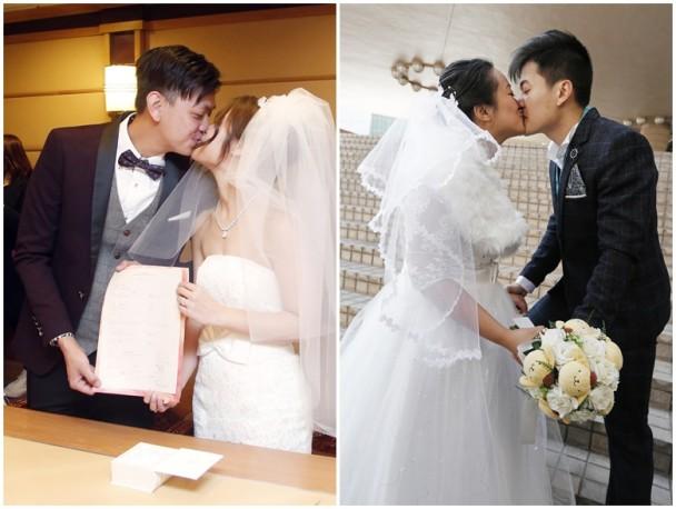 情人節結婚夠甜蜜 212對新人3年新高 即時新聞 港澳 on.cc東網