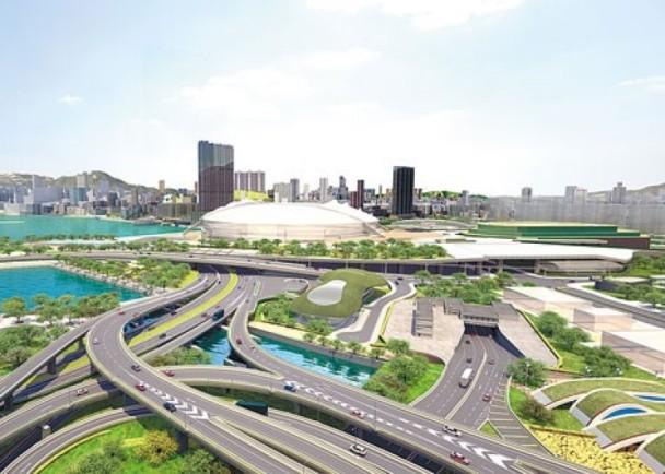 中九龍幹線3億工程招標 8月開展為期7年 即時新聞 港澳 on.cc東網
