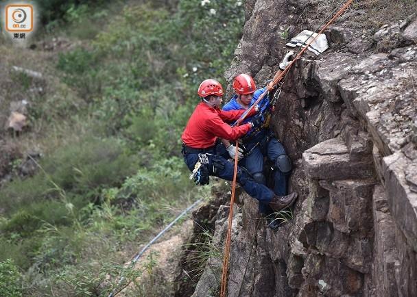 民安隊5年救1200行山客 迷路被困失蹤佔7成 即時新聞 港澳 on.cc東網