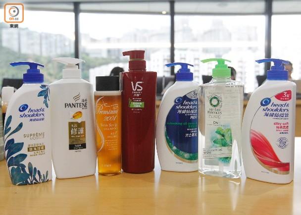消委會:38款洗頭水含二噁烷 7逾歐盟標準|即時新聞|港澳|on.cc東網
