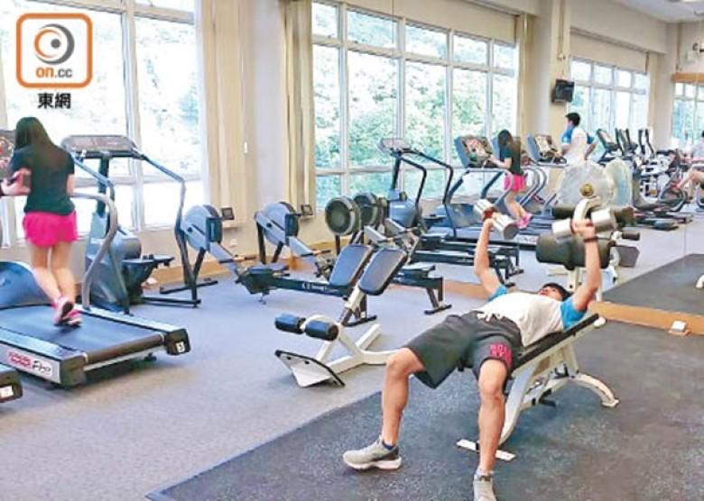 政府健身室使用率不均 梅窩體育館僅用15% 即時新聞 港澳 on.cc東網