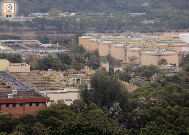 沙田污水廠延至2030年遷巖洞 費用達數百億 即時新聞 港澳 on.cc東網