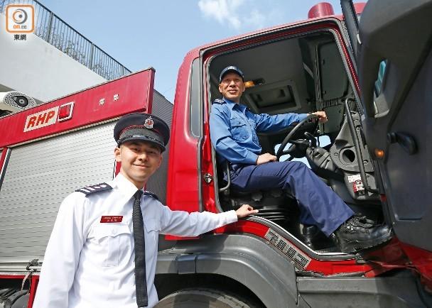 消防急補新血 練體能掌握工作範疇最重要|即時新聞|港澳|on.cc東網