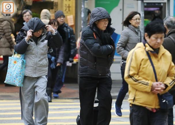寒冷天氣持續 9長者低溫癥送院3人危殆 即時新聞 港澳 on.cc東網