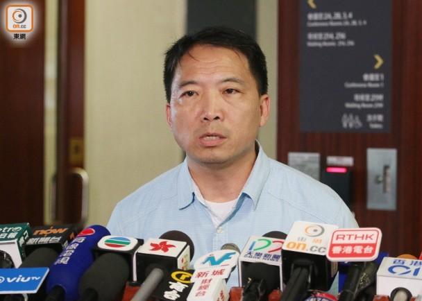許智峯被捕:胡志偉指兩項控罪屬意料之內|即時新聞|港澳|on.cc東網