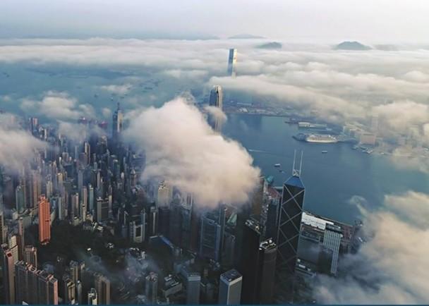南風弱香港缺水 今年破最遲發暴雨警告紀錄 即時新聞 港澳 on.cc東網