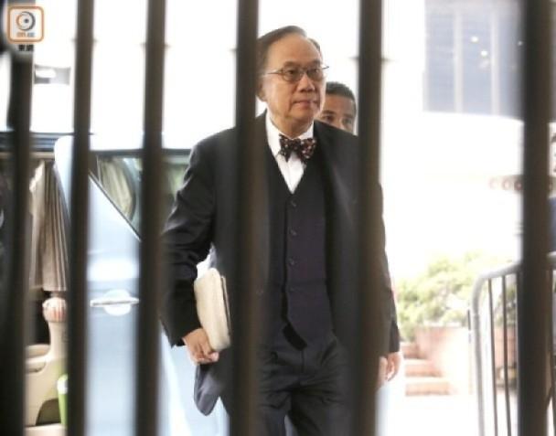 曾蔭權瀆職上訴周五宣判 若敗訴須返獄中服刑 即時新聞 港澳 on.cc東網