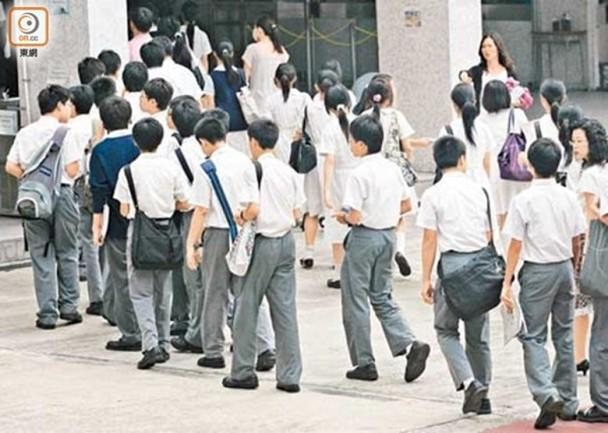 學界趕絕毒校服 有中學促供應商交檢驗報告|即時新聞|港澳|on.cc東網