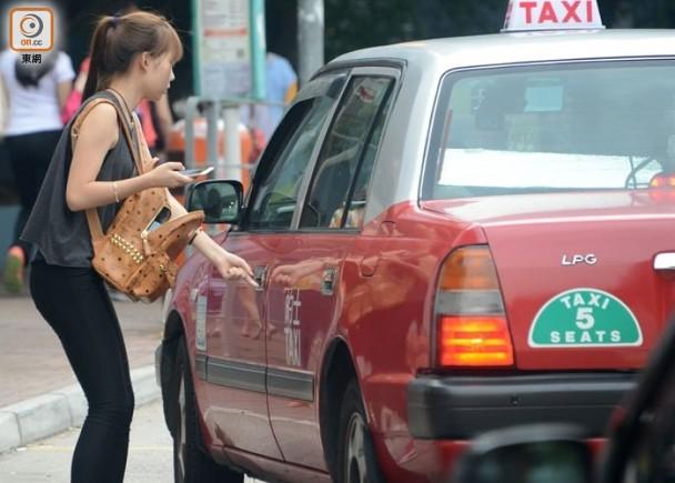 的士申加價 業界指冀增司機收入吸引新人入行 即時新聞 港澳 on.cc東網