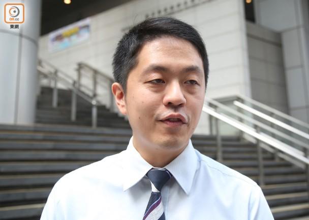 許智峯被控不誠實取用電腦 最高可判監5年|即時新聞|港澳|on.cc東網