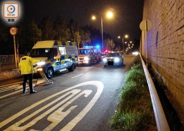 新界北汀角路反飛車 44車輛涉超速被票控 即時新聞 港澳 on.cc東網
