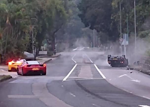 富貴車隊:大埔公路彎多吸引飛車黨 區議員促加裝快相機|即時新聞|港澳|on.cc東網