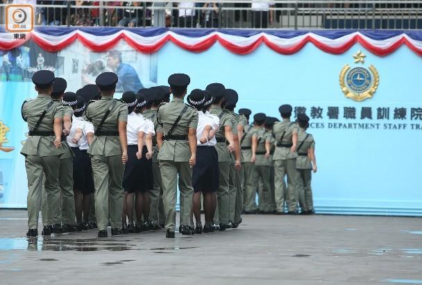 軍裝職員周年跑被指造假 懲教署稱有派員監察|即時新聞|港澳|on.cc東網