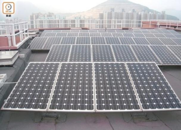 太陽能板發電存局限 港1/3天臺「唔夠照」 即時新聞 港澳 on.cc東網