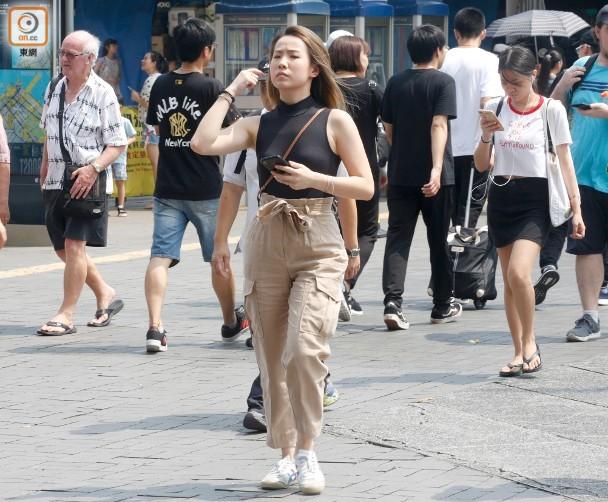 天氣預報:下午35°C今年最熱 東涌空氣污染爆錶|即時新聞|港澳|on.cc東網