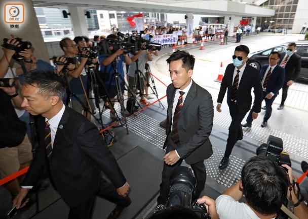 七警案5人上訴失敗 獲減刑至15至18個月需即時服刑 即時新聞 港澳 on.cc東網