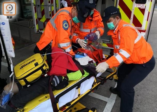 大埔單車漢遭的士撞斃 六旬的哥涉危駕被捕 即時新聞 港澳 on.cc東網
