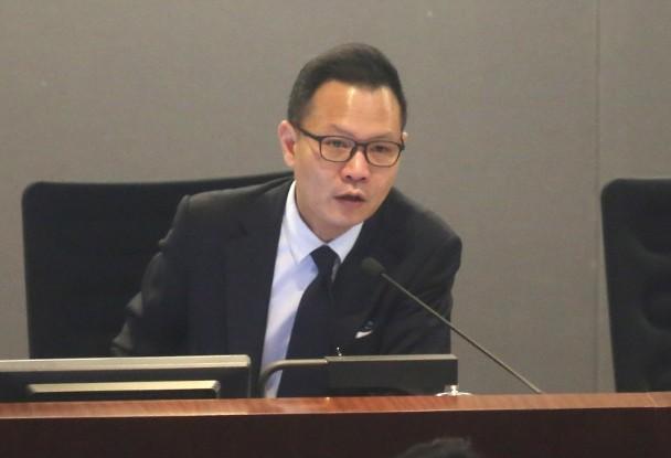 郭榮鏗搵法律意見 聲稱李慧瓊無權主持內會|即時新聞|港澳|on.cc東網