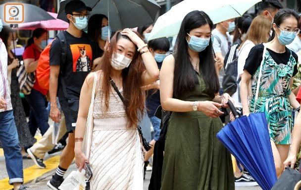 天氣預報:早上雨勢較大 間中狂風雷暴|即時新聞|港澳|on.cc東網