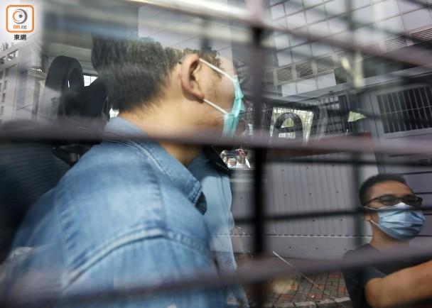 涉6.12觀塘持刀傷人 前民建聯社區幹事還押小欖|即時新聞|港澳|on.cc東網