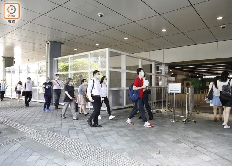 公務員在家工作安排再延長一周 至8月23日 即時新聞 港澳 on.cc東網
