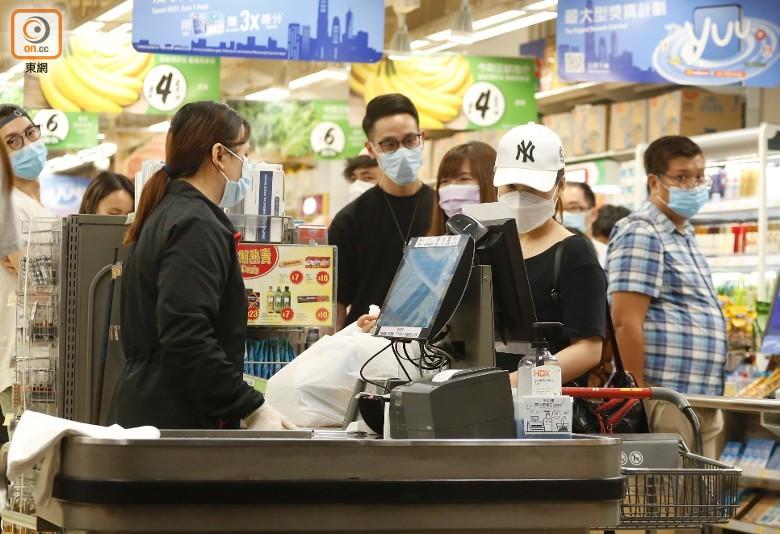 兩大超市被迫減價變相搶生意 議員倡津貼撥關愛基金助基層|即時新聞|港澳|on.cc東網