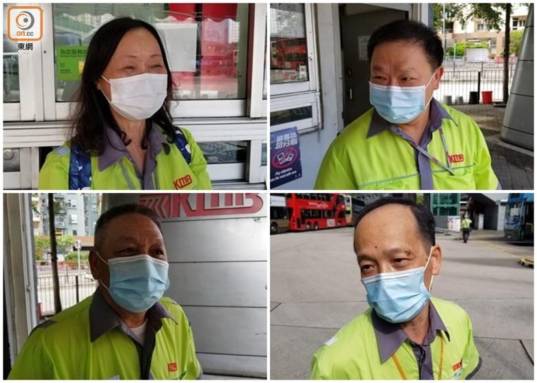 巴士車長再捱打惹同業慨嘆 工會強烈譴責傷人惡徒|即時新聞|港澳|on.cc東網