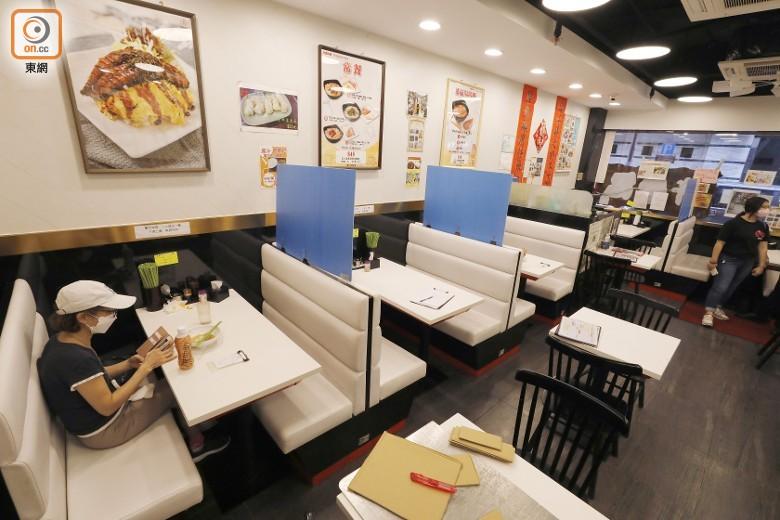 食環署向食肆發堂食指引 倡分工及避免搭枱|即時新聞|港澳|on.cc東網