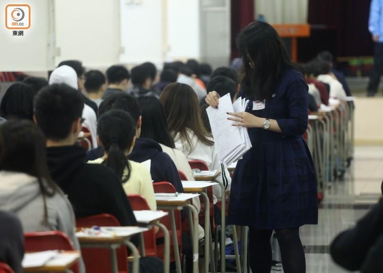 消息指明年DSE保留英文科校本評核 通識科IES將取消|即時新聞|港澳|on.cc東網