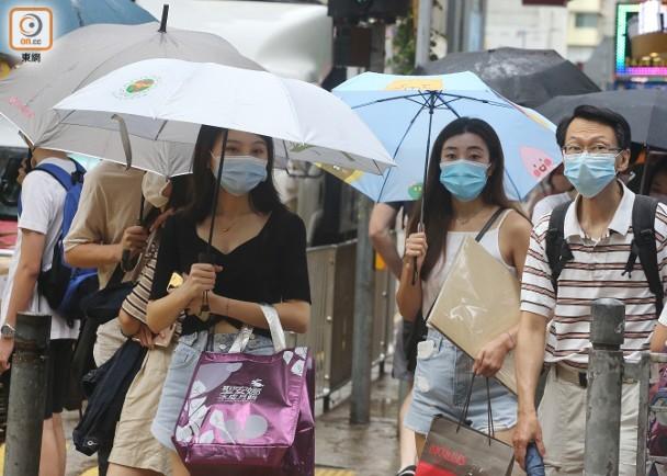 天氣預報:中秋節多雲有雨高見30°C 無秋意或兼無月賞|即時新聞|港澳|on.cc東網