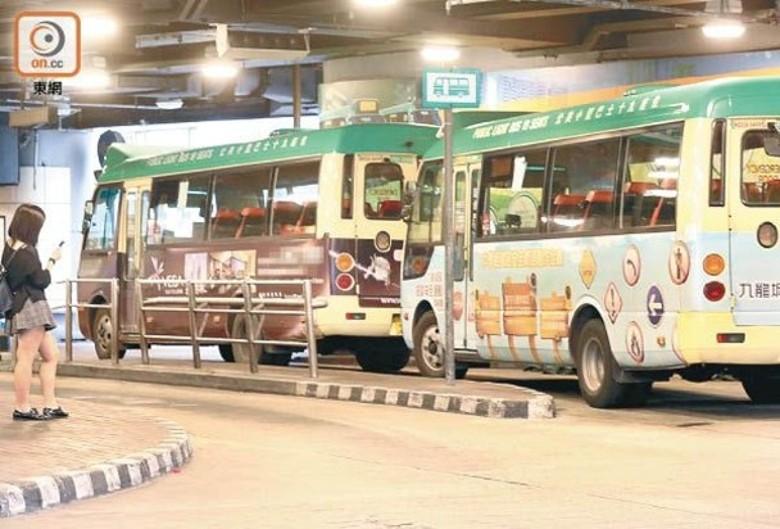 運輸署測試8條綠Van路線 偵測佔用座位及扣安全帶情況|即時新聞|港澳|on.cc東網