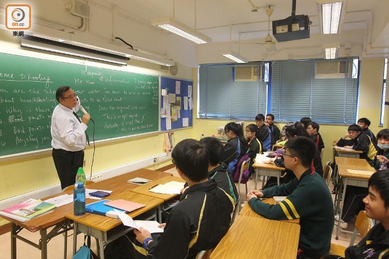 下學年高中或開辦職業英語應用課程 成績不等同DSE英文科 即時新聞 港澳 on.cc東網