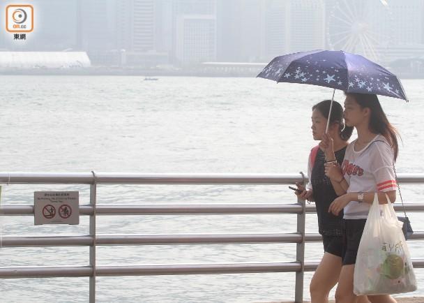 天氣:晚上天晴酷熱 8時33°C 即時新聞 交通天氣 on.cc東網