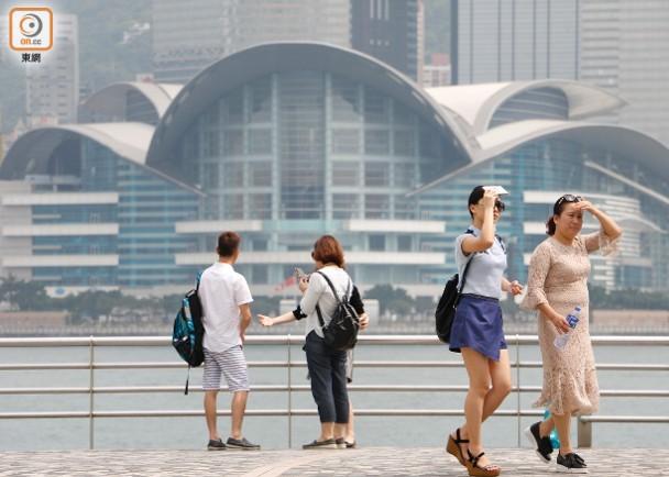 天氣:紫外線指數甚高 正午29℃|即時新聞|交通天氣|on.cc東網