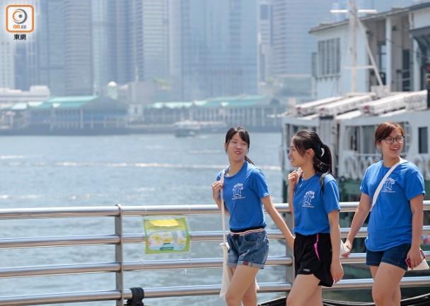 天氣:天晴酷熱紫外線指數甚高 正午31℃|即時新聞|交通天氣|on.cc東網