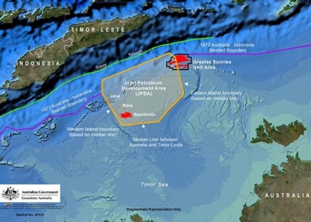 帝汶海爭議紛擾多年 未劃永久海上邊界|即時新聞|國際|on.cc東網