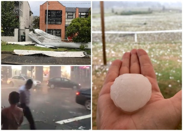 悉尼落雹如網球大 料本周五再迎風暴|即時新聞|國際|on.cc東網